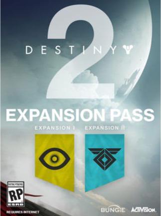 Destiny 2 Expansion Pass (PC) Battle.net Store - £17.09