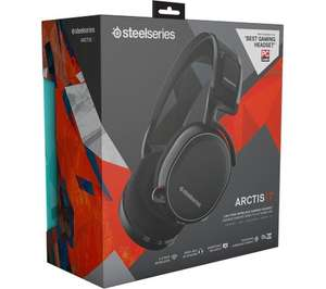 STEELSERIES Arctis 7 Wireless 7.1 Gaming Headset - Black 20% off with code £102.40, and more STEELSERIES products