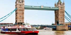 £11 – 3-day hop-on, hop-off Thames river cruise, 50% off from Travelzoo
