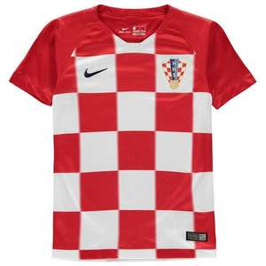 Croatia Shirt - £64.99 @ UK Soccer Shop