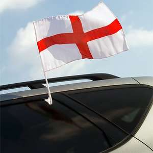 Cheap England flags - £1.63 Delivered @ Amazon (Sold and fulfilled by Bargains 4 Ever)
