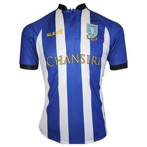 SWFC HOME SHIRT 18/19 - £99 @ Sheffield Wednesday Club Shop