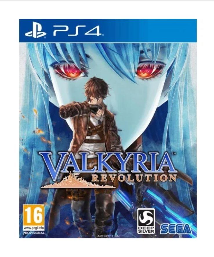 Valkyria Revolution PlayStation 4 PS4 £8.95 TGC