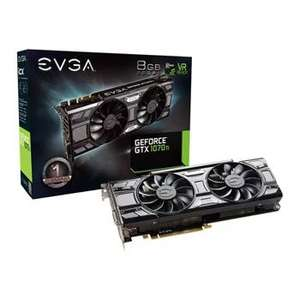 EVGA NVIDIA GeForce GTX 1070 Ti 8GB - Scan £409.99