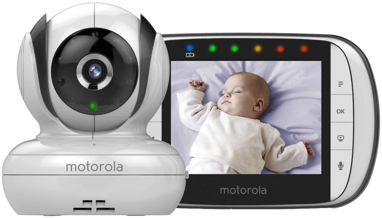 "Motorola Digital Video Monitor 3.5"" Colour LCD Display (Open box - Used, Very Good) - £30.69 @ Amazon Warehouse"