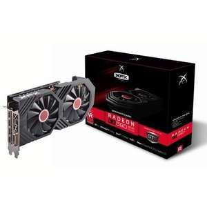 XFX Radeon RX 580 Black Edition 8GB GDDR5 Graphics Card - £237.97 @ Laptops Direct