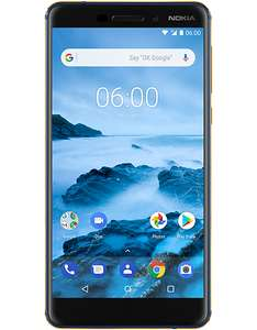 Nokia 6.1 (2018) now £199 at CPW