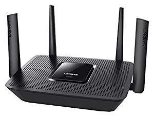 Linksys EA8300 Max-Stream AC2200 Simultaneous Tri-Band Wi-Fi Broadband Router £30.95 @ Amazon