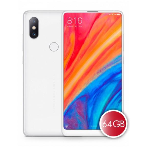 Xiaomi Mi Mix 2s 6GB/64GB Dual sim - White @ Eglobal Central