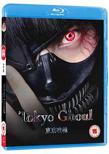 Tokyo Ghoul - Live Action Standard BD [Blu-ray] £9.99 @ Base