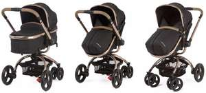 mothercare orb all terrain pram and pushchair and a Cybex Aton baby car seat - £400 - Mothercare - down from £590