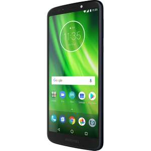 Motorola G6 Play Blue 32GB Sim Free/Sim Only (Cancellable) £109 @ Carphone Warehouse
