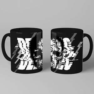 Dedsec Pixelated Mug £1.82 @ Game + Free Delivery