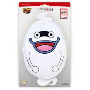 Yo Kai Watch Whisper Plush 3DS Pouch £1.99 @ Game + Free Delivery