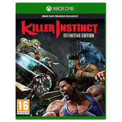 Killer Instinct: Definitive Edition (Xbox One) £9.99 @ GAME
