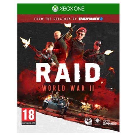 RAID: World War II  (Xbox One & PS4) £9.99 @ GAME