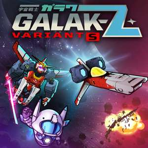 Galak-z: variant s for nintendo switch