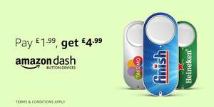 Amazon - Dash Button £1.99 Amazon Prime Exclusive