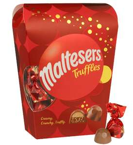 Maltesers Truffles were £5 now £3.50 for medium gift box @ Sainsburys