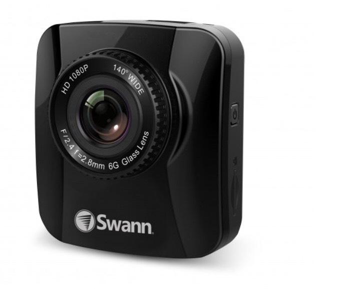 Swann Navigator HD dash cam £49.99 at swann.com
