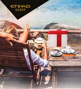 10% off all flights to forget the result at Etihad Airways