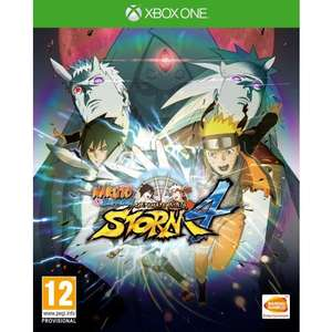 [Xbox One] Naruto Shippuden: Ultimate Ninja Storm 4 - £8.95 - TheGameCollection (PES 2018 - £9.95 (PS4) / LEGO Star Wars Force Awakens (3DS) - £9.95)