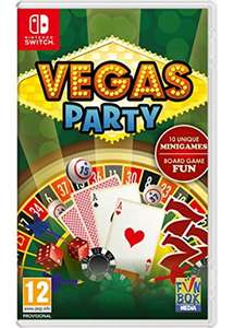 Vegas Party (Nintendo Switch) £12.85 Delivered @ Base