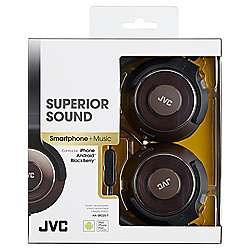JVC HA S225 - Brown superior sound headphones £6.25 in store tesco bedford
