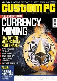custom pc magazine - 3 issues for £1 at magazine.co.uk