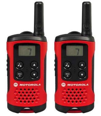 Motorola T40 2 Way Walkie Talkie Radio (Pack of 2) £24.99 @ 7dayshop