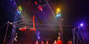 Moscow State Circus tickets in Leeds, Newcastle, Inverness, Aberdeen and Dundee £12.50 instead of £26 @ Travelzoo