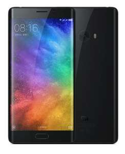 Xiaomi Mi Note 2 64GB Dual Sim 4G LTE SIM FREE/ UNLOCKED - Black £202.34 @ eGlobal central