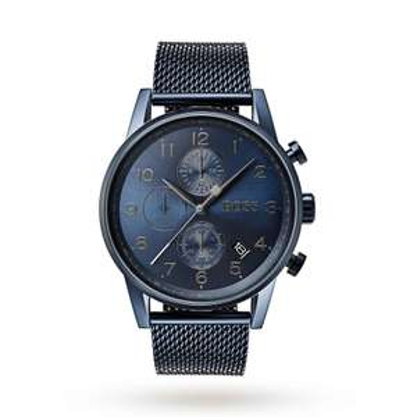 Hugo Boss GQ Edition Navigator Blue Chronograph Mens Watch £199.00 @ Goldsmiths