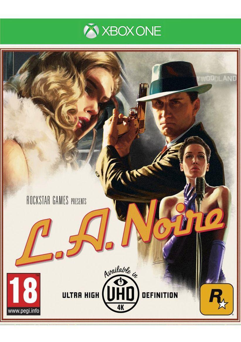 [Xbox One] LA Noire - £14.85 - Simply Games