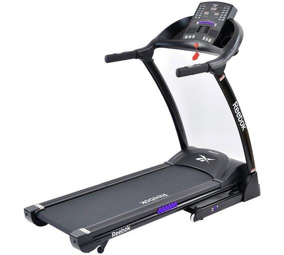 Reebok ZR7 Treadmill £306.94 delivered - Now £286.94  @ Argos