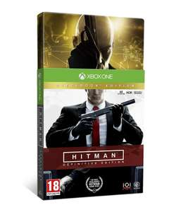 Hitman Definitive Steelcase Edition (Xbox One) £24.95 Delivered @ The Game Collection