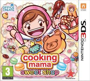 Cooking Mama: Sweet Shop (Nintendo 3DS 2DS) £13.95 @ Coolshop