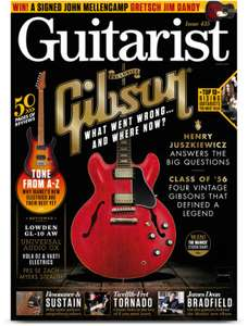 6 month Subscription to Guitarist (Or Guitar Techniques or Total Guitar) With a free Blackstar Fly 3 mini amp £34