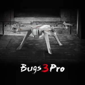 MJX Bugs 3 PRO RC Quadcopter £99.10 Delivered with code @ Tomtop