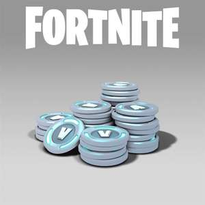 Fortnite 1000 V-Bucks (Xbox One) £2.74 @ Xbox Argentina store