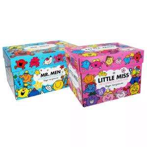 Mr Men and Little Miss Box Set Collection £43.98 Buy the 2 together 20% discount and free del @ Book People