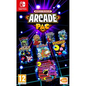 Namco Museum Arcade Pac Nintendo Switch £29.99 (preorder) @ 365 Games