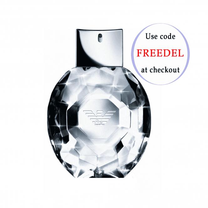 Armani Diamonds Eau de Parfum 50ml Spray £27.00 Delivered with code + FREE giftwrap @ Beauty Base