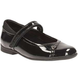 Clarks Girls School Shoes & Others - £17.60 @ Charles Clinkard