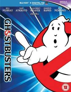Ghostbusters [Blu-ray] (New)  £1.99 delivered @ Music Magpie