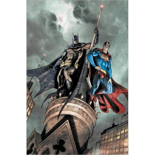 Superman/Batman: Worship (Titan Edition) Graphic Novel (Artists: Renato Guedes  & Jerry Ordway / Author: Paul Levitz) £3.99 @ Forbidden Planet (£1 delivery)