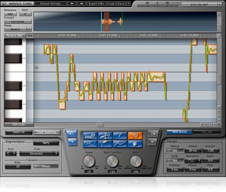 Waves Tune only $29 (pro autotune plugin)