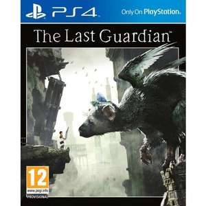 The Last Guardian *NEW* [PS4] £12.95 including FREE delivery @ The Game Collection