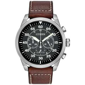 Citizen CA4210-24E Men's Avion Eco-Drive Chronograph reduced from £229 to £69