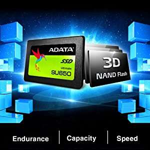 ADATA SU650 480GB SSD - £74.99 @ Ebuyer
